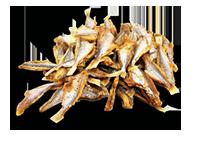 Лакедра солено-сушеная